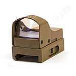 Theta Optics Micro Red Dot Sight für Softair TAN
