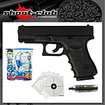Umarex Glock 19 Gen.3 CO2 Airsoftpistole 6 mm BBs - Set