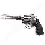 Umarex Legends S60 6'' CO2 Revolver 4,5mm(.177) Diabolo Nickel