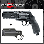 Umarex T4E HDR 50 CO2 Paintball Revolver .50 im Set mit Launcher