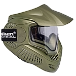 Valken Annex MI-7 Thermal Maske Paintball/Airsoft Olive