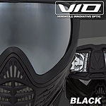 Virtue VIO Contoure II-Black Thermal Maske Paintball/Airsoft