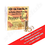 Wadie Pepper Flash Pfefferpatronen - Kal. 9mm P.A. PV