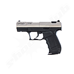 Walther CP99 bicolor CO2 Pistole - 4,5 mm Diabolos