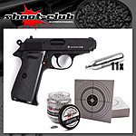 Walther PPK/S CO2 Spar Set small