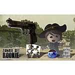 Zombie Set - Rookie - Beretta M92 FS CO2-Pistole 4,5mm