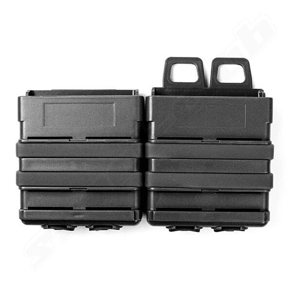 Magazintasche Fastmag Clip Style 7,62 M416 - schwarz BK