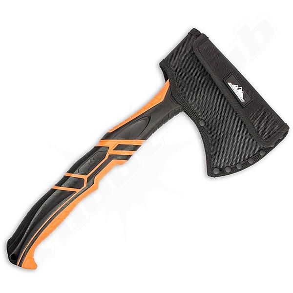 Alpina Sport ODL Axt Carbonstahl - inklusive Holster