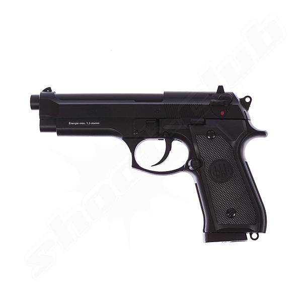 Beretta M92 FS - CO2 NBB Softair Pistole 6mm 1,3 Joule