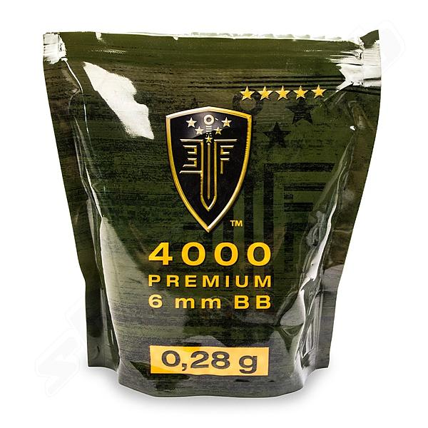 Elite Force Force 0,28 g Premium BBs - 4000 Schuss