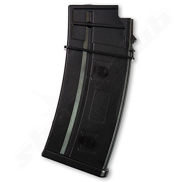 Flash Mag G36 Magazin Modell TM-kompatibel - schwarz