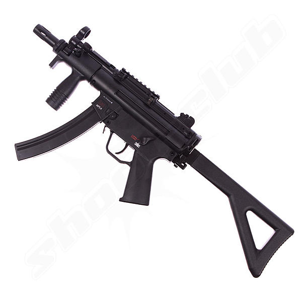 Heckler & Koch MP5 K-PDW / Co2 Gewehr / Kal. 4,5 mm (.177) BB