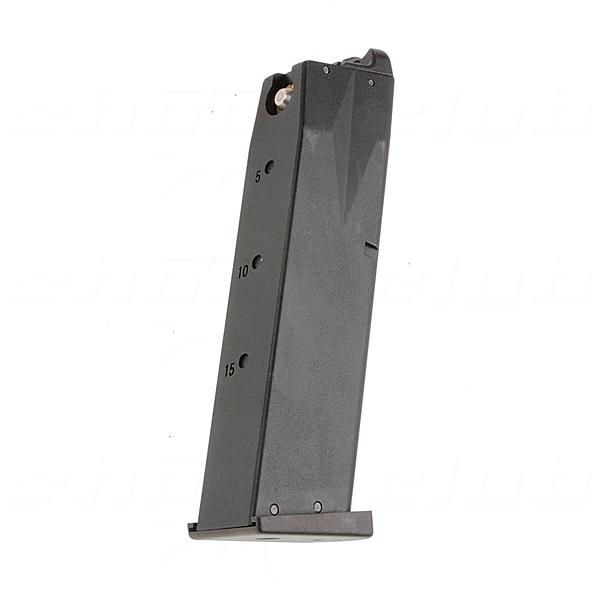 Magazin für Softair Pistole Beretta M9 GBB - Kal. 6mm BB
