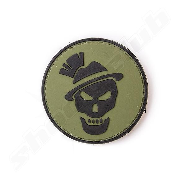 Oberland Arms 3D Rubber Patch Tactical Sepp green gr�n
