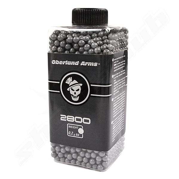 Oberland Black Label BBs Kal. 6mm, 0,20g - 2800 Schuss