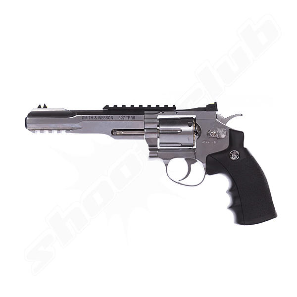 Smith & Wesson Mod. 327 TRR8 bicolor, Co2 Revolver, Kal. 4,5 mm BB