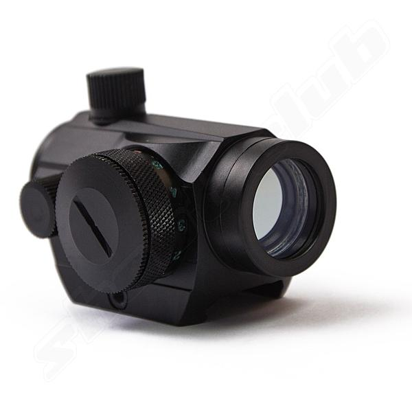 Theta Optics Red Dot Compact Trophy look f�r Softair