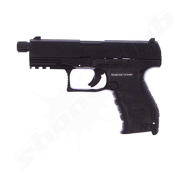 VFC Walther PPQ M2 Navy Duty Kit CO2 Softair Pistole