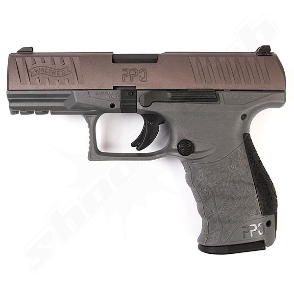 Walther PPQ M2 Softair Pistole GBB VFC 6mm 1 Joule CNC Limited Edition