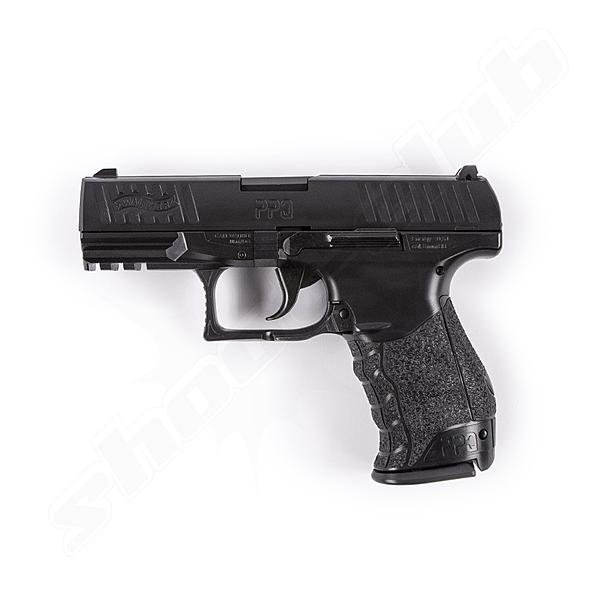 Walther PPQ Softair Pistole 6mm max. 0,5J