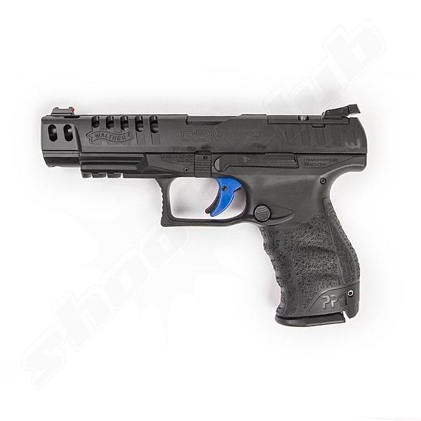 Walther Q5 Match - PPQ M2B Selbstlade Pistole, 9x19